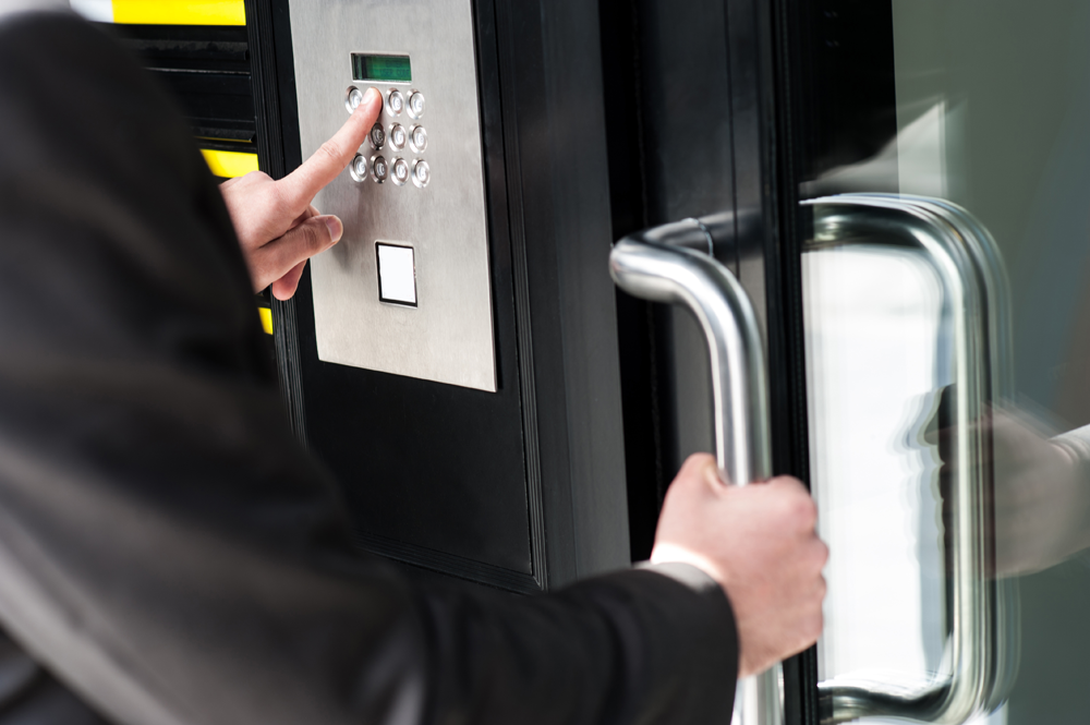access control in London